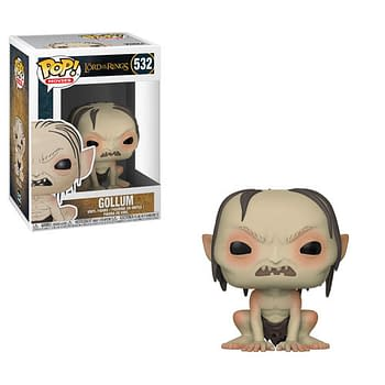 Lord of the Rings Funko Pops Wave 2- Gollum Treebeard and more