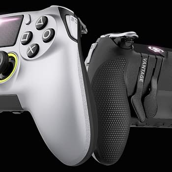 Scuf Gaming Brings Their New PS4 Vantage Controller to E3