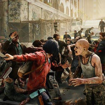 Saber Interactives World War Z Game Receives an April Release