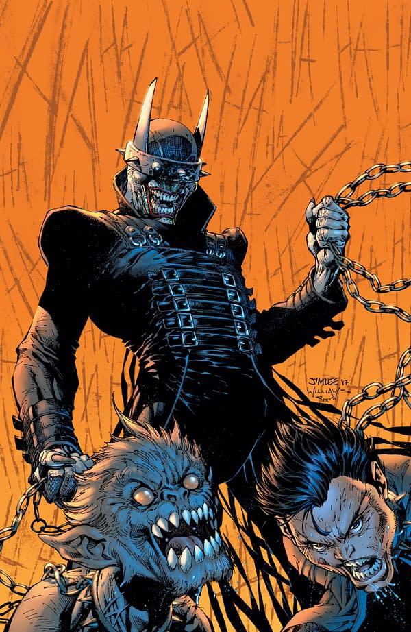 The Batman Who Laughs Will Survive Dark Nights: Metal…