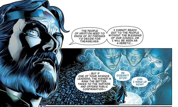 Conspiracy Against Krypton