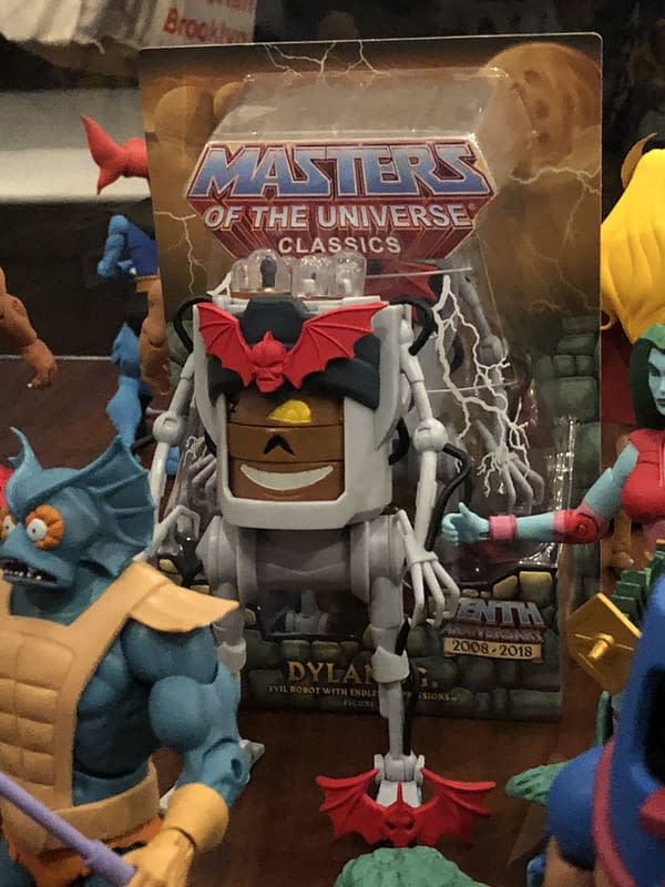 Super7 Masters of the Universe Hordak's Lair 16