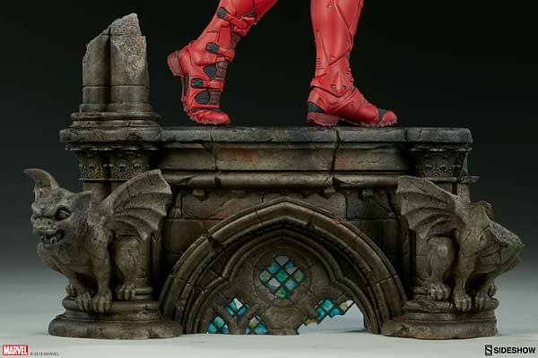 Sideshow Collectible Premium Format Figure Elektra 17