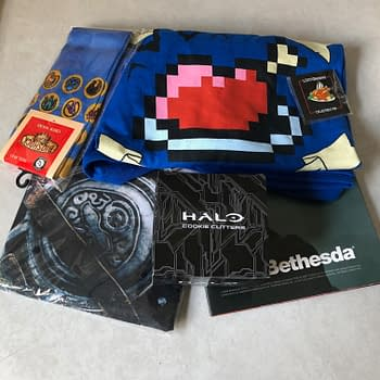 Whats in the Box: Loot Gaming – July 2018