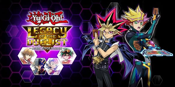 """""""Yu-Gi-Oh! Legacy of the Duelist"""" Includes both Japanese and English Card Art"""
