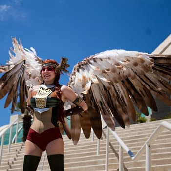 Wonder Woman Batman Harleys Hawkgirl and Bombshells Abound at the DC Gathering [SDCC]