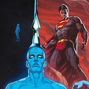 """REVIEW: Doomsday Clock #12 -- """"Selling Its Brand And Not Its Ideas"""""""