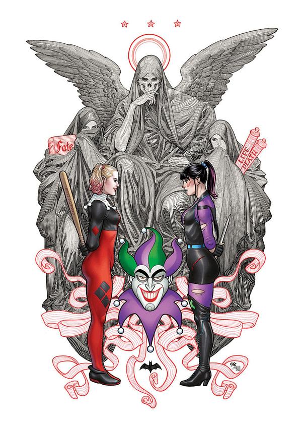 Will Punchline Kill Harley Quinn?