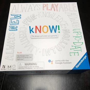 Review: KNOW The Google Assistant Board Game By Ravensburger