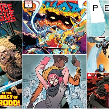 Comics For Your Pull Box August 15th 2018: The Jinxworld Begins Anew
