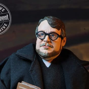 Guillermo del Toro NECA Figure SDCC Exclusive