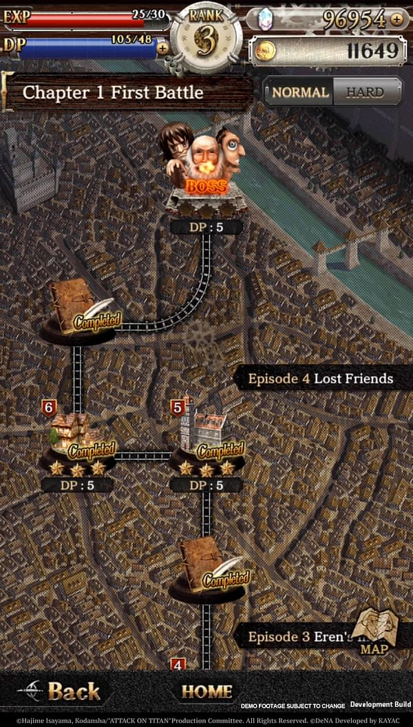 """""""Attack on Titan Tactics"""" is a Surprisingly Complex Mobile RTS"""