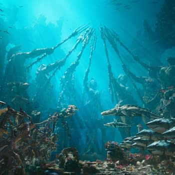 Aquaman Is Getting an In-Universe Prequel Novel