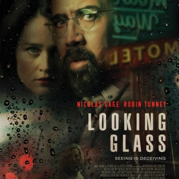 Castle Talk: Looking Glass Director Talks Noir Kink and Nic Cage