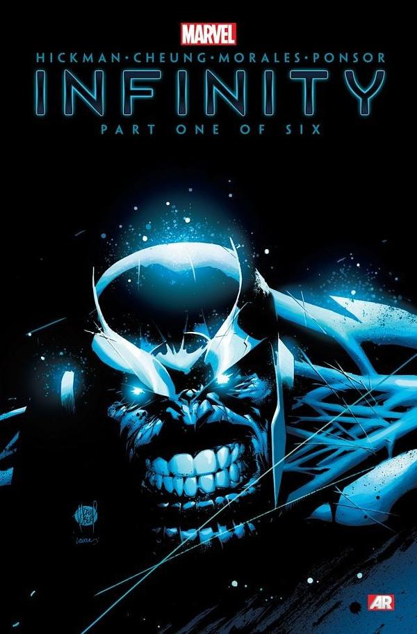 Countdown to Avengers: Infinity War – Jonathan Hickman's Infinity