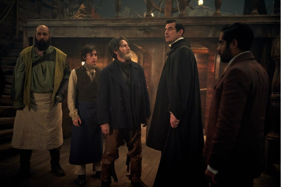 """""""Dracula"""": Get Thee to a Nunnery, Count! BBC One Releases Preview Images"""