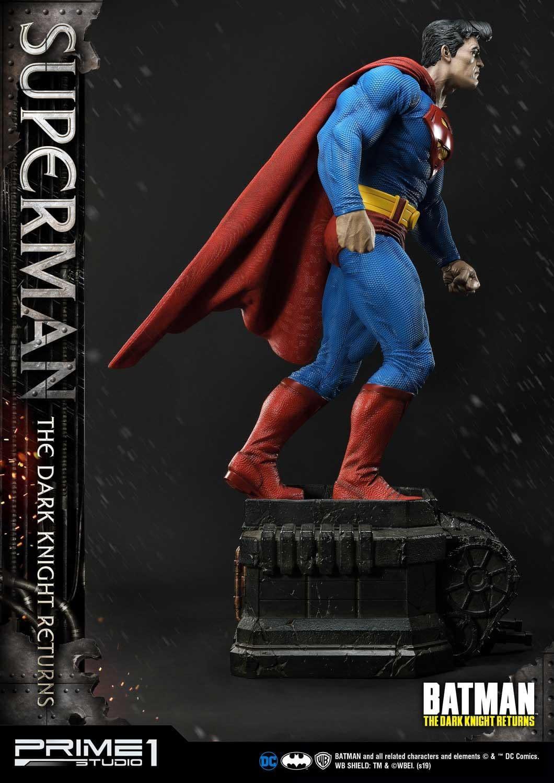 Superman Has Had Enough in New Prime 1 Studio Statue