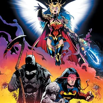 Joker War, Superboy Prime and Death Metal in DC Comics May 2020 Solicitations