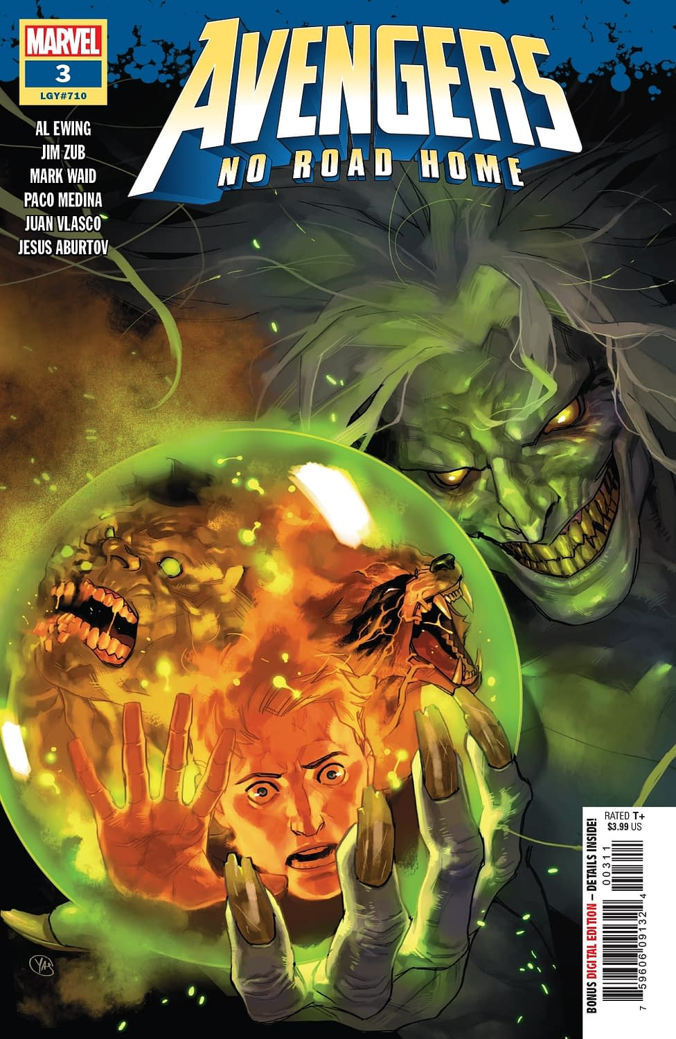 Can Rocket Raccoon Beat the Immortal Hulk in Next Week's No Road Home #3?