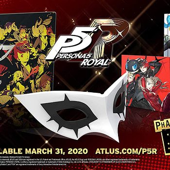 """""""Persona 5 Royal"""" Gets A Western Release Date For March 2020"""
