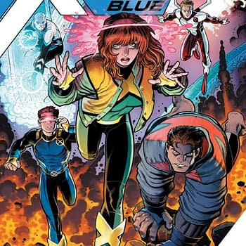 At Least Theres No Thinly Veiled Hate Speech in This One: X-Men Blue#1 Review