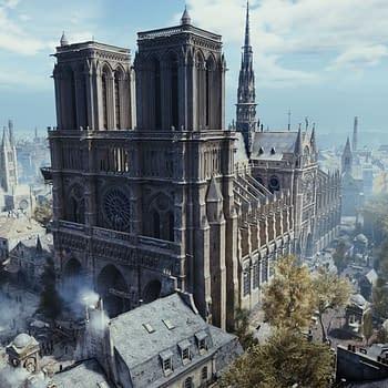 Ubisoft Has Recreated Notre-Dame De Paris In A VR Tour