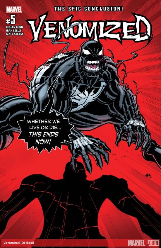 X-ual Healing: Actual Lasting Repercussions in Venomized #5?!