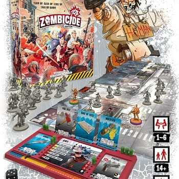 """""""Zombicide"""" Second Edition Enters Last Two Days on Kickstarter"""