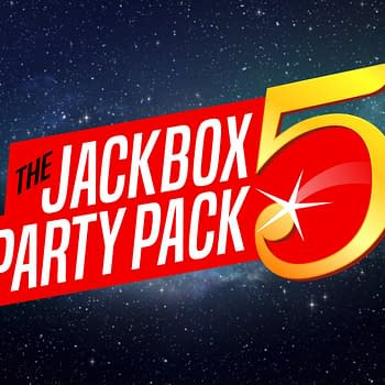 Jackbox Party Pack 5 Will Be Released in October