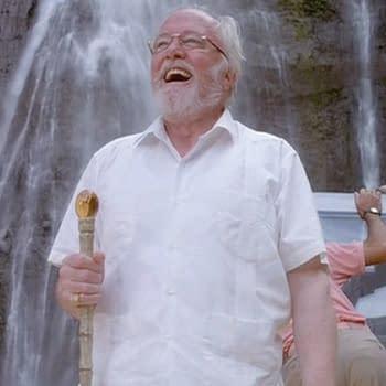 Mr. Hammonds Jurassic Park Amber-Tipped Cane Sold for $32K