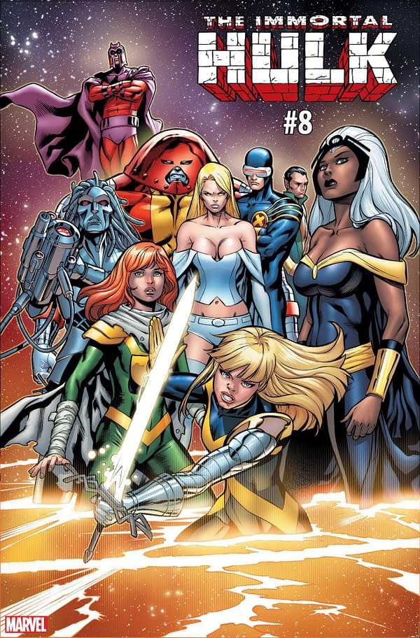 Marvel Unveils More X-citing Uncanny X-Men Variants by Liefeld, Campbell, Pacheco, Crain, and Land