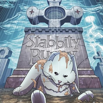 White Ash Launches and Stabbity Bunny Returns in Scout Comics January 2020 Solicits