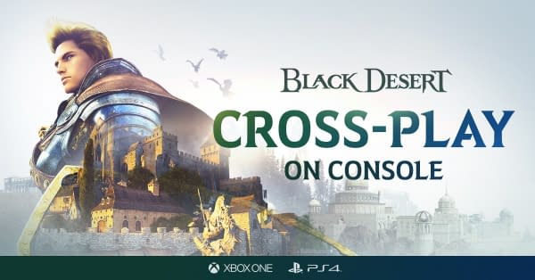 """""""Black Desert"""" On PS4 & Xbox One To Receive Cross-Play Support"""