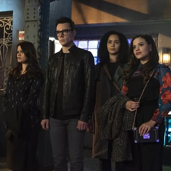 Charmed Season 2 Showrunner Shake-Up: Carter Covington Steps Down Elizabeth Kruger Craig Shapiro Step Up