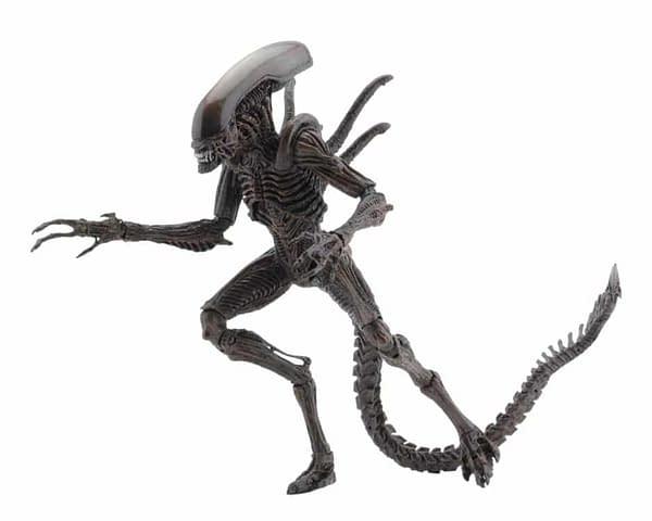 NECA Alien Resurrection Xenomorph 2