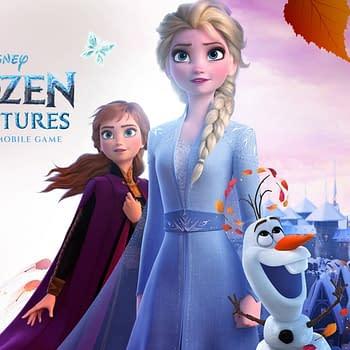 "Jam City & Disney To Release ""Frozen Adventures"" Mobile Game"
