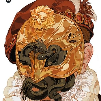 Dragon Age: Knight Errant #4 Review: You Could Cut The Tension With An Orlesian Blade