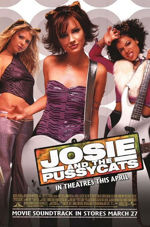 "Lauren Looks Back: ""Josie and the Pussycats"" (2001)"