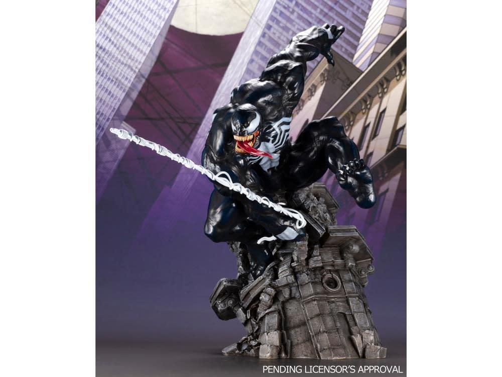 Kotobukiya Venom Statue 2