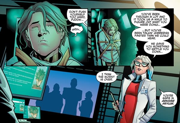Lois Lane, Superman, Young Justice on Being a DC Comics Character.