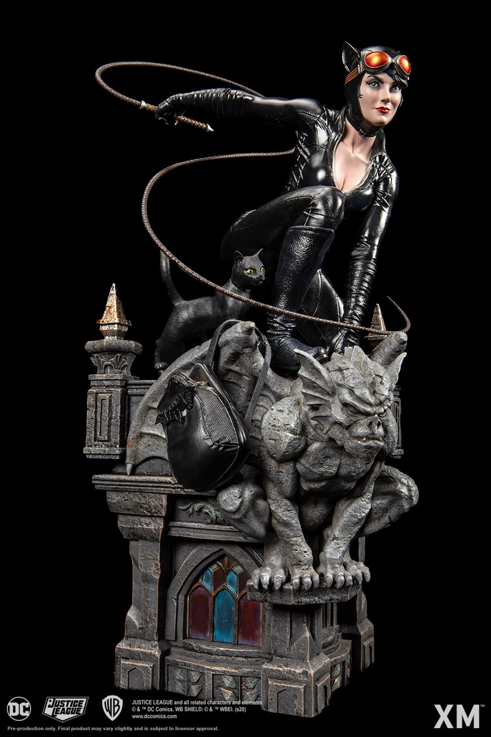 DC Premium Collectibles DC Rebirth Series Catwoman Statue from XM Studios