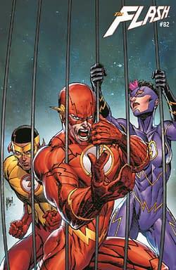 DC Comics November 2019 Solicitations, Frankensteined