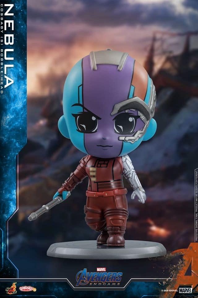 Marvel Studios Avengers: Endgame Cosbaby Figure