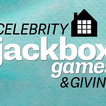 Celebrity Jackbox: Games &#038 Giving Returns Tonight At 9PM ET