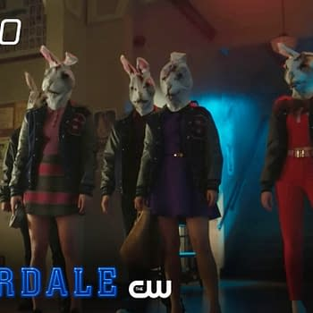 Things get twisted in the season finale of Riverdale, courtesy of The CW.