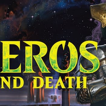 """""""Theros: Beyond Death"""" Trailer Unveiled - """"Magic: The Gathering"""""""