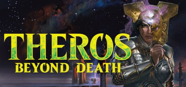"""Theros: Beyond Death"" Trailer Unveiled - ""Magic: The Gathering"""