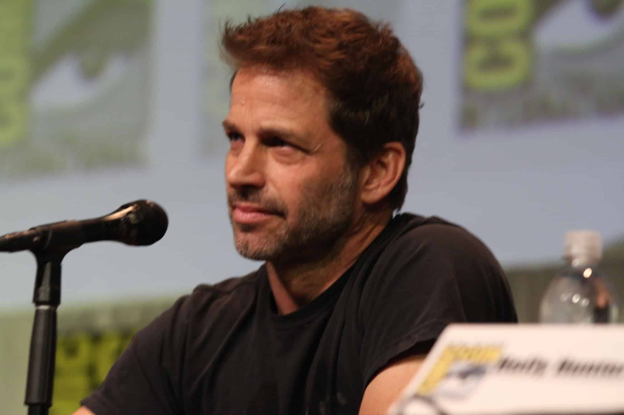Netflix Hires Zack Snyder and Jay Oliva to Take On Norse Anime Series