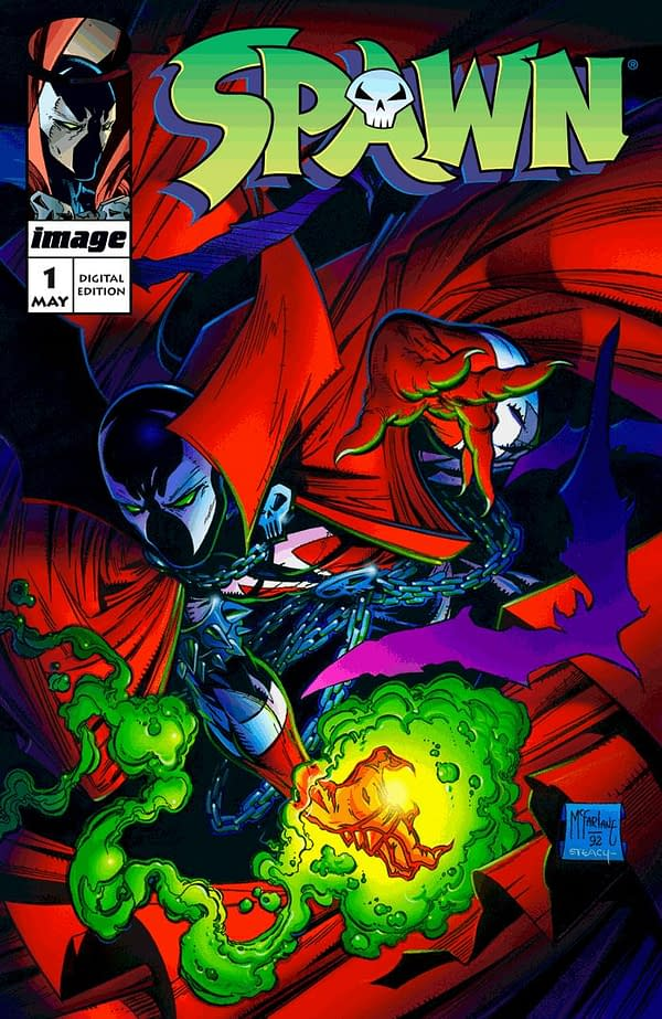 Jamie Foxx Will Play Spawn in Todd McFarlane's R-Rated Reboot