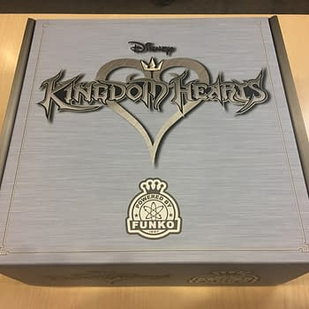 Kingdom Hearts Gets An Exclusive Funko Box At Gamestop Lets Dive In